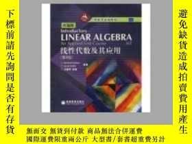 二手書博民逛書店Introductory罕見Algebra for collag
