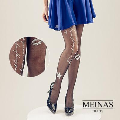 美娜斯 KISS星戀絲襪/褲襪(#628)