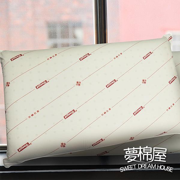 夢棉屋  加大偏硬蜂巢氣孔平面型乳膠枕 一入