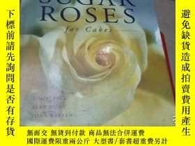 二手書博民逛書店SUGAR罕見ROSES for cakes(精裝)Y17340