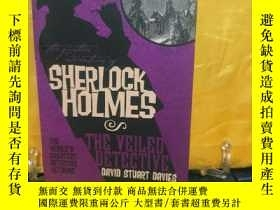 二手書博民逛書店The罕見Further Adventures of Sherlock Holmes:The Veiled Det
