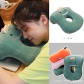 夏季午睡枕趴睡枕學生小抱枕頭小號趴趴枕午休神器睡覺桌上辦公室 年終大促