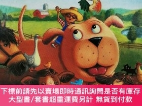 二手書博民逛書店차일드보물상자罕見세계테마 창작동화55:농장에 간 꼬마(Tiny on the Farm)