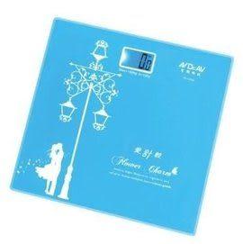 《鉦泰生活館》聖岡 PT-102A 歐風藍光 LCD薄型健康秤