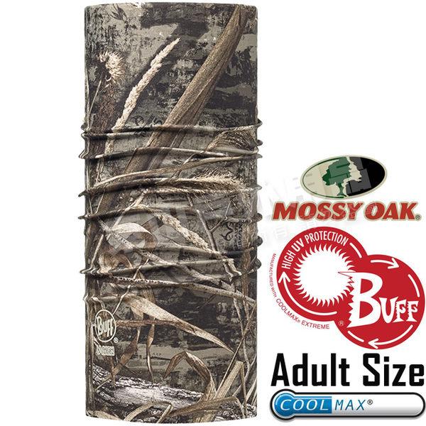 BUFF 108676 Adult High UV Pro創意魔術頭巾 Mossy Oak授權系列 Coolmax防臭抗菌圍巾 東山戶外