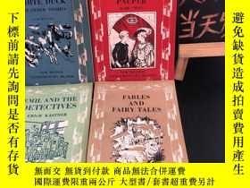 二手書博民逛書店(THE罕見WHITE DUCK AND OTHER STORIES)+(THE PRINCE AND THE P