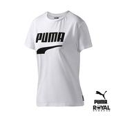 Puma 白色 短袖 棉質 T恤 男女款NO.H2459【新竹皇家 57910002】