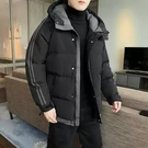 大尺碼外套 大尺碼棉服男冬加厚潮牌寬鬆休閒青年高檔羽絨服加肥加大外套