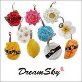 泰國 手工天然精油 肥皂 花 水果 造型 香皂 洗手皂 10款 DreamSky