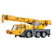 HY TRUCK華一 5012-22吊車/三窗 工程合金車模型車 大型起重機(1:50)【楚崴玩具】