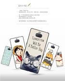 Sony Xperia 10 手機殼 高清 純樸 彩繪 保護套 時尚 卡通 招財貓 保護殼 全包 磨砂 軟殼