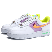 NIKE 休閒鞋 WMNS AIR FORCE 1 EASTER 白粉綠 復活節 女 (布魯克林) CW5592-100