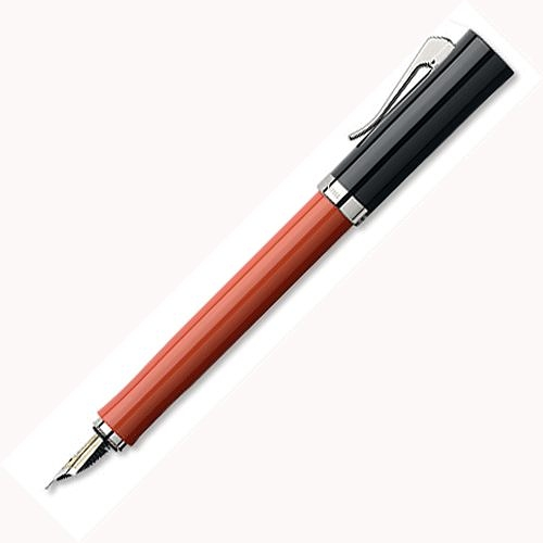 Graf von Faber-Castell Intuition Collection繪寶頂級伯爵直覺系列紅珊瑚鋼筆
