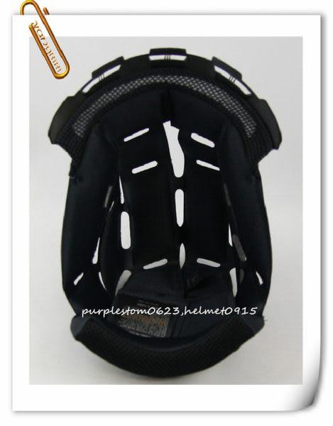 SOL安全帽,27S,專用頭頂內襯~林森