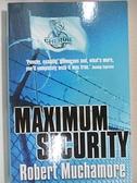【書寶二手書T1/原文小說_G1L】Maximum Security (CHERUB, No. 3) (Bk. 3)_Robert Muchamore