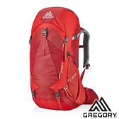 【美國 GREGORY】AMBER 登山背包 44L『火鶴紅』G126868 (專為女性設計) 登山 旅遊 戶外 後背包