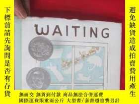 二手書博民逛書店Waiting罕見(8開,硬精裝 ) 【詳見圖】Y5460 Ke
