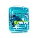 《享亮商城》NO.45002-BL 藍 3/4吋彩色長尾夾 ABEL