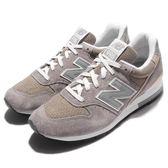 New Balance 復古慢跑鞋 NB 996 灰 白 元祖灰 麂皮 運動鞋 美國製 男鞋【PUMP306】 M996D