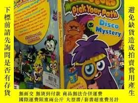二手書博民逛書店Pick罕見Your Path:Disco Mystery :選擇你的路:迪斯科之謎 Y200392