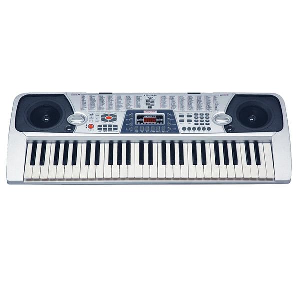 【奇買親子購物網】EMC 54鍵豪華電子琴XTS-5488/繁體介面