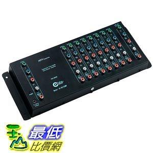 [103美國直購] 強波器 CE LABS AV901COMP HDTV Distribution Amplifier (1-Input 9-Output) $3831