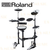 【非凡樂器】Roland樂蘭 TD-4KP 最新款電子鼓 / 可摺收 / 贈耳機+鼓椅+鼓棒 公司貨保固