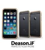 Deason iF iPhone6 Plus鋁合金邊框 Bumper 磁鐵吸扣 保護殼 附透明背蓋