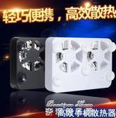 手機散熱器通用蘋果安卓平板降溫便攜支架吸盤充電寶式靜音風扇貼  麥琪精品屋
