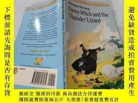 二手書博民逛書店Fanny罕見Witch and the Thunder Lizard:範妮女巫和雷霆蜥蜴Y200392