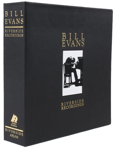 【停看聽音響唱片】【黑膠LP】Bill Evans:Riverside Recordings
