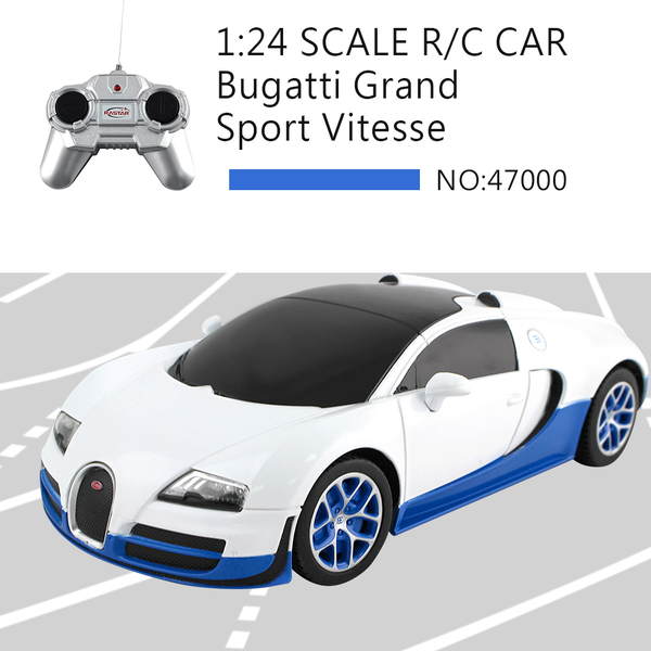 【瑪琍歐玩具】1:24 Bugatti Grand Sport Vites