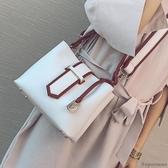 手提包 - 正韓新款潮夏季手提水桶包休閒時尚單肩包斜挎包【快速出貨八折搶購】