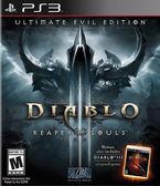 PS3 Diablo III: Ultimate Evil Edition 暗黑破壞神 3:奪魂之鐮 - 終極邪惡版(美版代購)