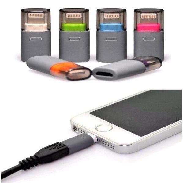 轉接頭 安卓轉蘋果 iphone 6S 數據線接頭 i6s plus 充電線 iphone 5 se /5s 三星 S6 note5 小米
