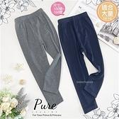 【封館5折】大童可~素面舒適彈性棉質內搭褲-2色(四季可穿)(310485)