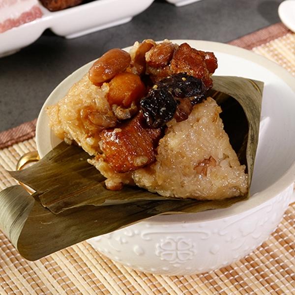 【珍好食】傳統南部粽(180g/顆) 嚴選在地好食材 台灣豬 為食安把關