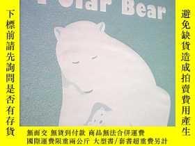 二手書博民逛書店My罕見Little Polar Bear (精裝大開本原版外文