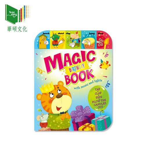 【華碩文化】MAGIC BIRTHDAY BOOK