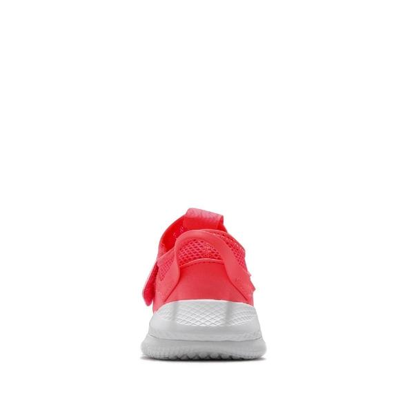 adidas 慢跑鞋 Activeflex S.RDY AC K 粉 白 中童鞋 無鞋帶 透氣 運動鞋 【ACS】 FV3297