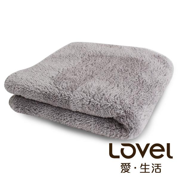 Lovel 7倍強效吸水抗菌超細纖維小浴巾-共九款