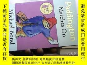 二手書博民逛書店Paddington罕見Marches onY10016 Paddington Paddington