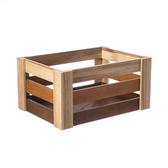 HOLA Kiri漸層木條收納盒(LH)