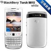 【T Phone黑莓機專賣店】BLACKBERRY 黑莓機 Torch 白色9810  7.1作業加密黑莓系統