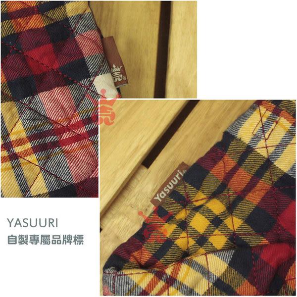 YASUURI 托特包 格紋包.側背包.大方包.手提包.通勤包(大)