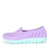 Skechers CALI GEAR H2 GO [86622LLVMT] 中大童 涉水鞋 拖鞋 涼鞋 洞洞鞋 水鞋 紫
