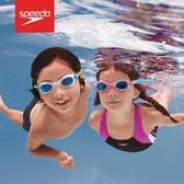 Speedo 兒童泳鏡3件組