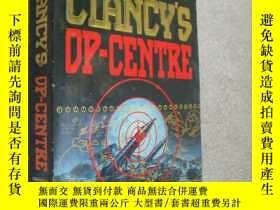 二手書博民逛書店Tom罕見Clancy s OP-Centre:Y146810