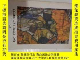 二手書博民逛書店COMING罕見ATTRACTIONS 92Y3142