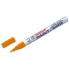 【奇奇文具】SNOWMAN FCP-12橘色細油漆筆1.0-1.5mm